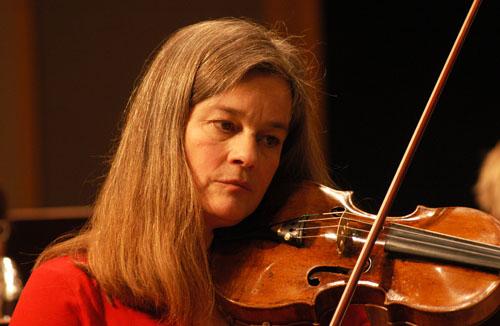 Anna Lindal. Foto: Gunnar Holmberg