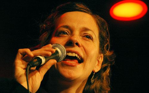 Lina Nyberg. Foto: Gunnar Holmberg